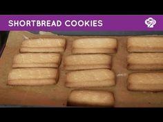 ▶ FOODGLOSS - Shortbread cookies - YouTube