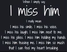 35 I Miss You Quotes For Him Relationships Missing You Quotes