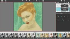 "FREE Hand Tint Pro with Video Tutorial ""Create a Vintage Photo  (Demo available for Mac/Win)"