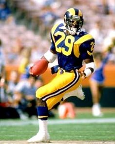 NFL on ESPN  Hall of Fame RB Eric Dickerson will sign a deal to retire with  the L. Rams 24 years after his . 747ae810b
