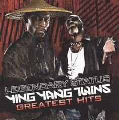 Legendary Status: Ying Yang Twins Greatest Hits [Clean Version] [CD]