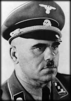 Adolf Haas, Commander of Bergen-Belsen April 1943 - December 1944. In 1941-1943 he served as commandant in Niederhagen concentration camp near Wewelsburg castle.