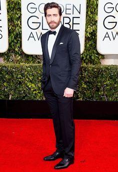 Jake Gyllenhaal on Golden Globes