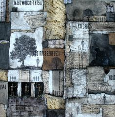⌼ Artistic Assemblages ⌼ Mixed Media, Journal, Shadow Box, Small Sculpture Collage Art - Laura Lein-Svencner