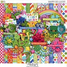 Happy Go Lucky by Bella Gypsy Designs