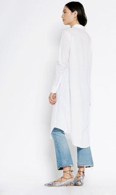 Fall outfit idea #3: wear your tunic over jeans (see all 12 by clicking)