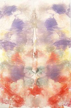 art #visualarts #abstractionism #mythological #gouache