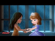 46be984b56 Sofia The First - Rapunzel - Official Disney Junior UK HD - YouTube Disney  Music