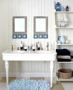 15 Beach Bathroom Ideas