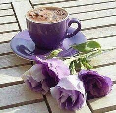 Javamelts Flavored Sweeteners For Coffee and Tea Purple Love, All Things Purple, Purple Lilac, Shades Of Purple, Purple Stuff, Deep Purple, Good Morning Coffee, Coffee Break, Goog Morning
