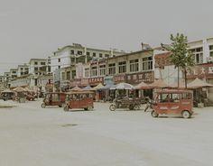 China,from Nanjing to Suqian