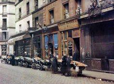 Rue Basfroi / Rue de la Roquette | PARIS 1914