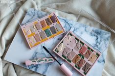 Nieuwe The Body Shop Make-up - You are in the right place about Accessories ideas Here we offer you the most beautiful pictures a - Body Shop At Home, The Body Shop, Makeup Brushes, Eye Makeup, Body Makeup, Body Shop Skincare, Lush, Shops, Vegan Makeup