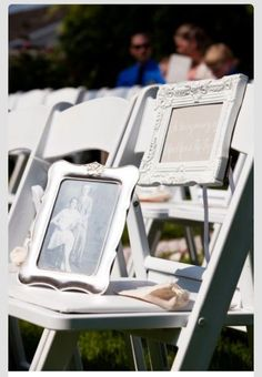 A seat left in remember and of loved ones who have been lost