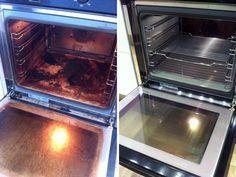 Ενα μοναδικό τιπ για να εξαφανίσετε τα λίπη από το φούρνο ενω κοιμάστε!Φωτογραφίες βήμα βήμα! - Daddy-Cool.gr