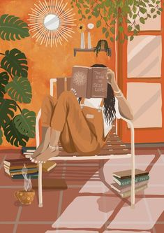 Woman Illustration, Illustration Art Drawing, Black Girl Art, Grafik Design, Aesthetic Art, Cartoon Art, Female Art, Art Drawings, Fine Art Prints