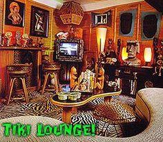 Tiki Lounge!