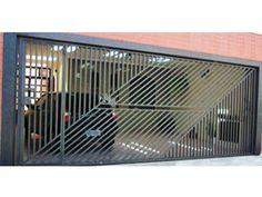 Portão Basculante - qd058
