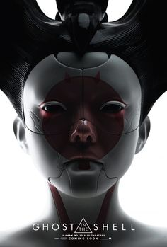 Ghost in the Shell gets some new posters | Live for Films