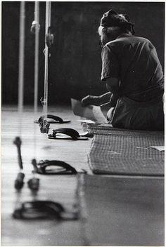 Ikko Narahara. Within the walls #22, Wakayama, from the series: 'Domains', 1957