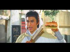 大俠不吃漢堡包 大俠就愛龍蝦堡 (SUBWAY龍蝦沙拉漢堡)