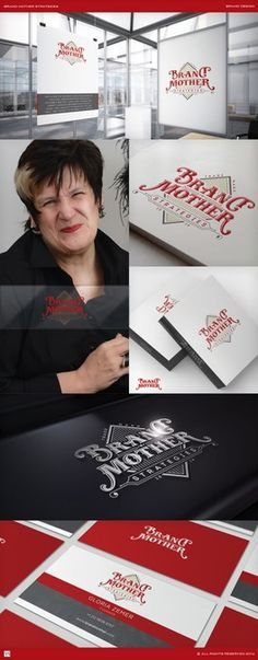 Logo design for the Mother of all Brands ! by hasDesign™