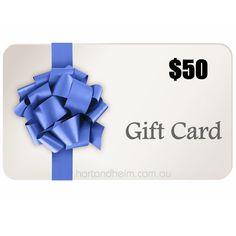 hart&heim | 50$ Gift Card | hart&heim