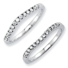 Ladies Wedding Band- Y8417WAA