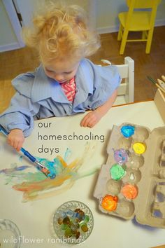 These simple activities for toddlers will engage your child and help them with fine motor skills!