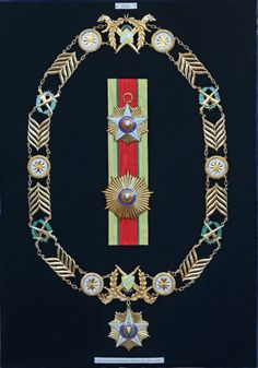 551. MOST EXALTED ORDER OF THE CROWN OF KEDAH : Lot 1314