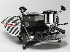 Speedster espresso machine