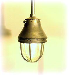 Industrial Lighting Pendant Light Chandelier Barn by MableDear