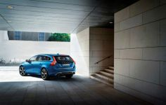 The super-efficient Volvo V60 Plug-in Hybrid is now also available in Volvo Cars' R-Design version.