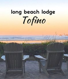 The Long Beach Lodge Resort - Tofino - pint size pilot Long Beach Resort, Long Beach Tofino, Beach Hotels, Hotels And Resorts, Beautiful Places To Visit, Places To See, Best Family Vacations, Family Travel, British Columbia