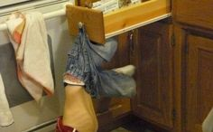 These 20 Kids Were Hilariously Caught In The Act. Some Adorably, Others Totally Ridiculous...LOL.