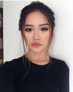 einfaches Make-up - Prom Makeup Looks Makeup Inspo, Makeup Inspiration, Makeup Tips, Asian Makeup Tutorials, Makeup Products, Makeup Ideas, Beauty Make-up, Beauty Hacks, Hair Beauty