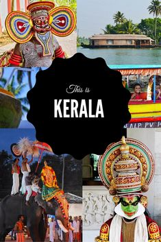 Palm trees, friendly people, sandy beaches, traditional dance, and peaceful backwaters... All the things that make #Kerala #India unique and wonderful. thesweetwanderlust.com