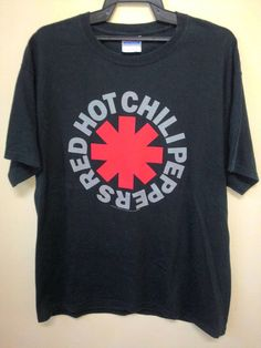 Check out this item in my Etsy shop https://www.etsy.com/listing/475784723/red-hot-chili-peppers-large-size-shirt