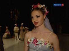 Алёна Ковалëва - Ученики Академии Русского балета имени Вагановой показали в Москве выпускной спектакль
