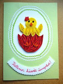 húsvéti üdvözlet / Easter card