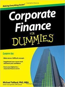 Essentials of corporate finance 8th edition test bank by ross corporate finance for dummies pdf download e book corporatefinance fandeluxe Images