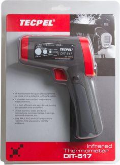 DIT-517 紅外線溫度計 測溫儀 非接觸溫度計 TECPEL