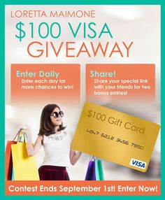 Planning your summer getaway? Let us help! Visit our Facebook page and enter our giveaway promotion!