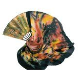 Black Silk Fashion Scarf -- The Fireworks -- 100% Silk Square Scarves for Women 0010 (Apparel)By TexereSilk