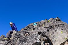Best Climb: Twin Peaks – The route up this fun rock scramble is right off the Tahoe Rim Trail on the west shore. It is well worth the climb sporting a 360 degree stellar view from the top.