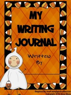 Daily Journal Writing Prompts For Month Of October ~Perfect For Writing Workshop! {Based On Common Core Standards}