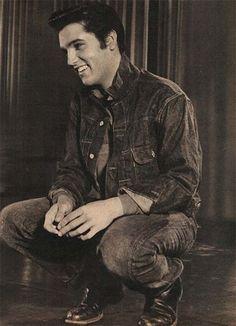 "Elvis Presley in ""Loving You"""