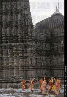 Jyotirlinga , trimbakeshwar , nasik , maharashtra , india