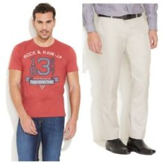 John Player casual shirts & Trousers Lowest Price : buy 1 Get 1 Free - Best Online Offer