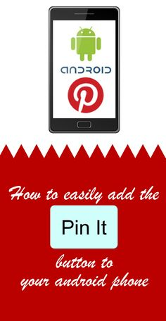Pinterest – Pin it button for Android - Truesilver Marketing & Web Design